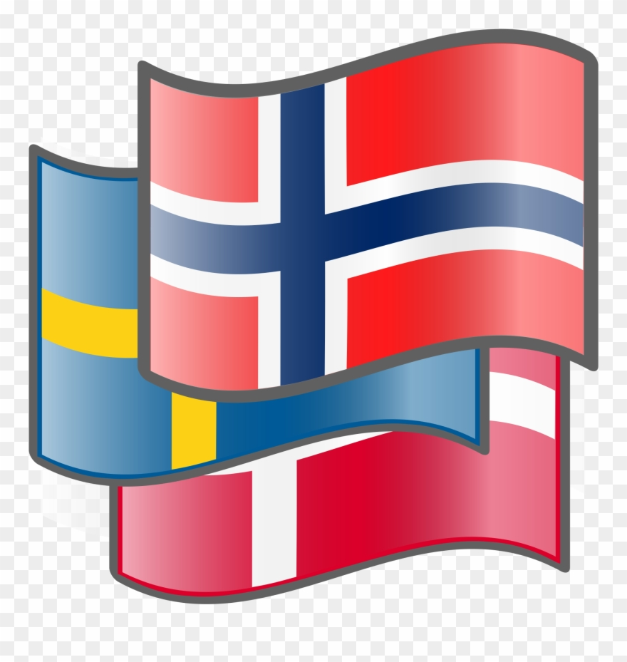 Scandinavia clipart vector library download Open - Flags Of Scandinavia Clipart (#1925586) - PinClipart vector library download