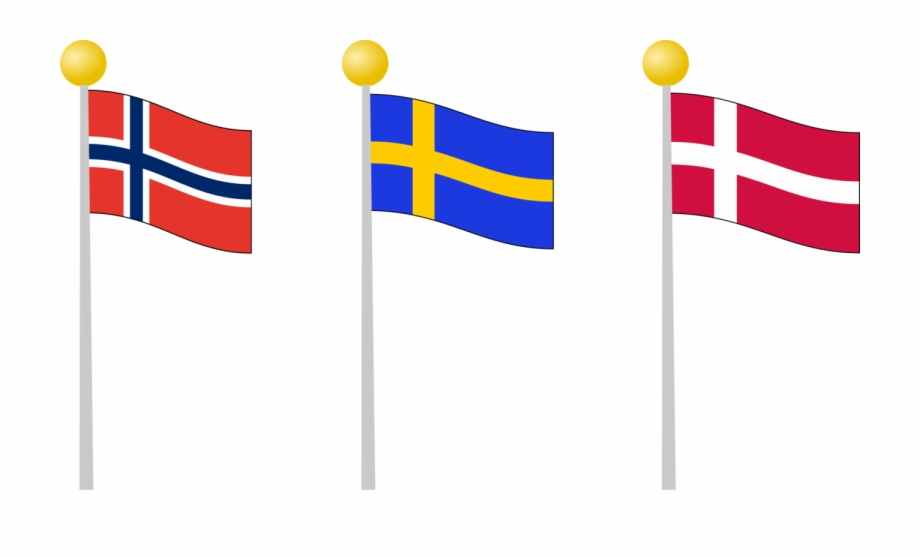 Scandinavia clipart graphic free library Scandinavia Nordic Cross Flag Flag Of Sweden Flag Of ... graphic free library