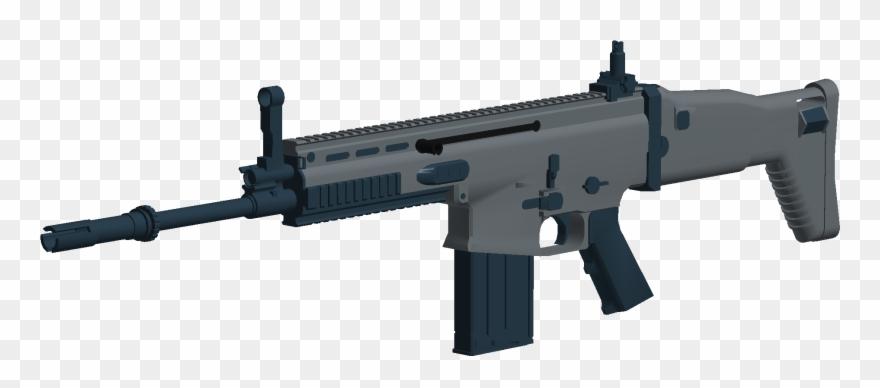 Scar h clipart jpg royalty free Scar-h - Assault Rifle Clipart - Clipart Png Download ... jpg royalty free