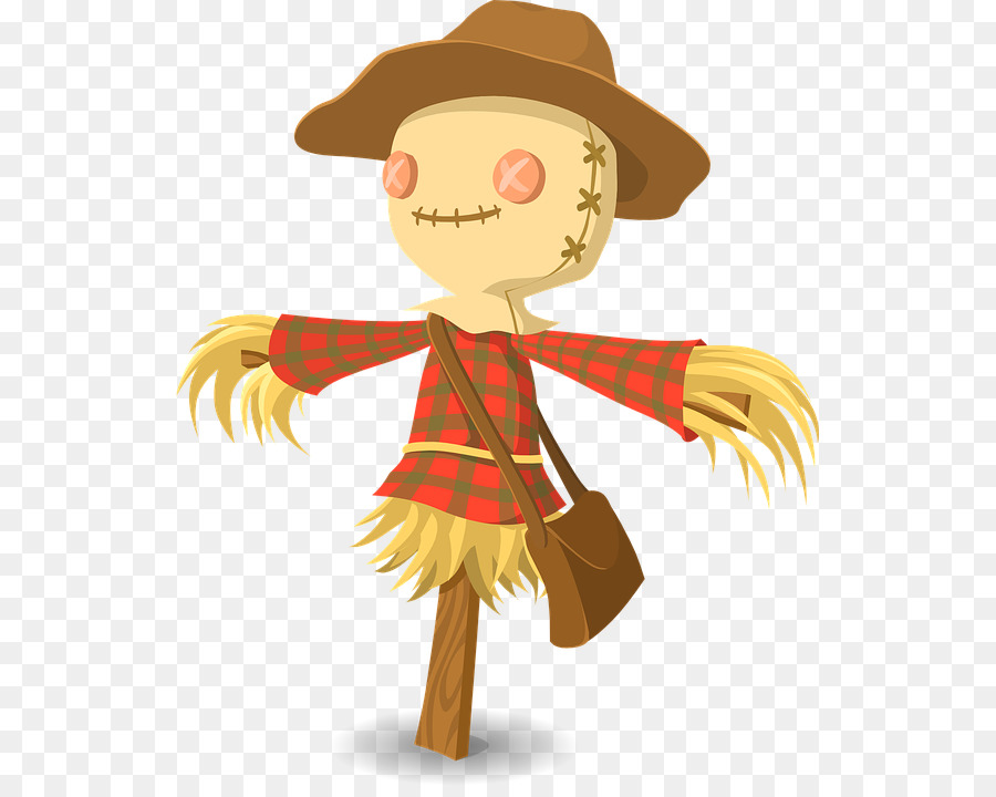 Scarecrow clipart jpg freeuse stock Cartoon Cartoon clipart - Scarecrow, Cartoon, Art ... jpg freeuse stock