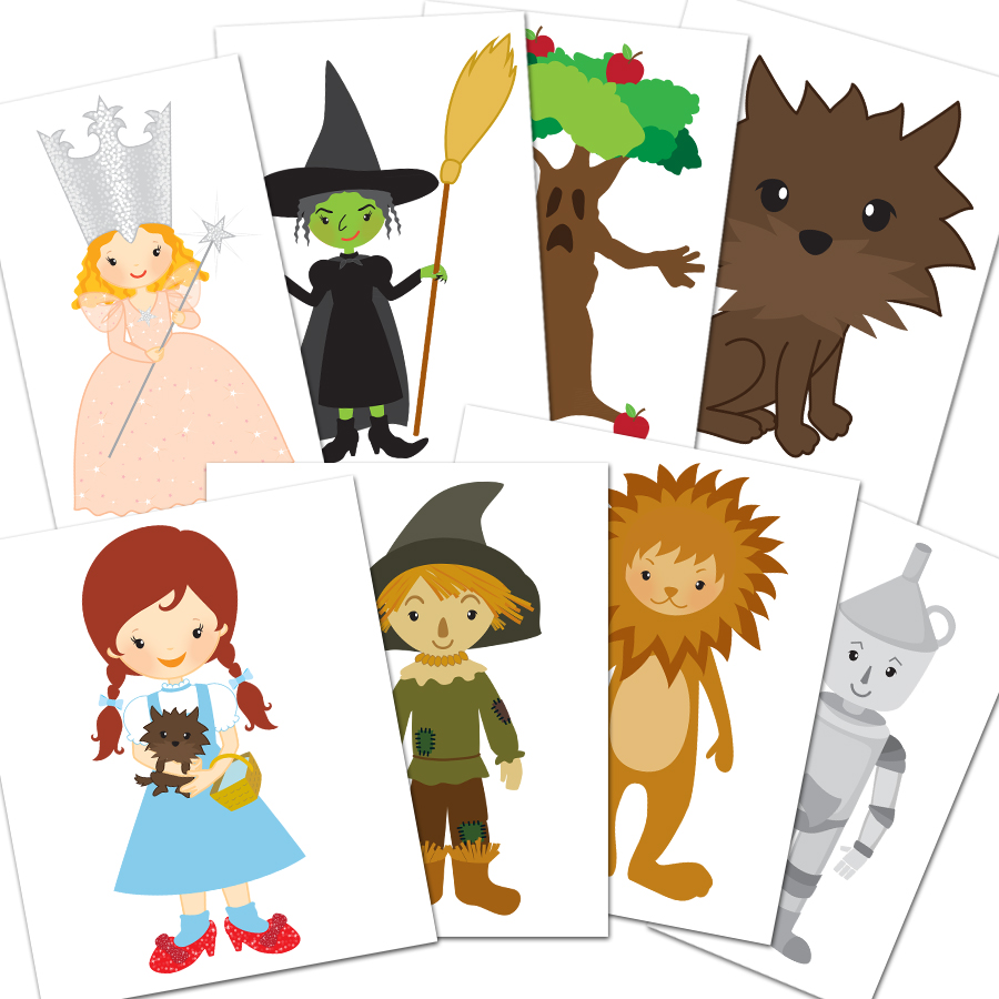 Scarecrow with tree clipart clip library stock Clipart wizard tree - ClipartFest clip library stock