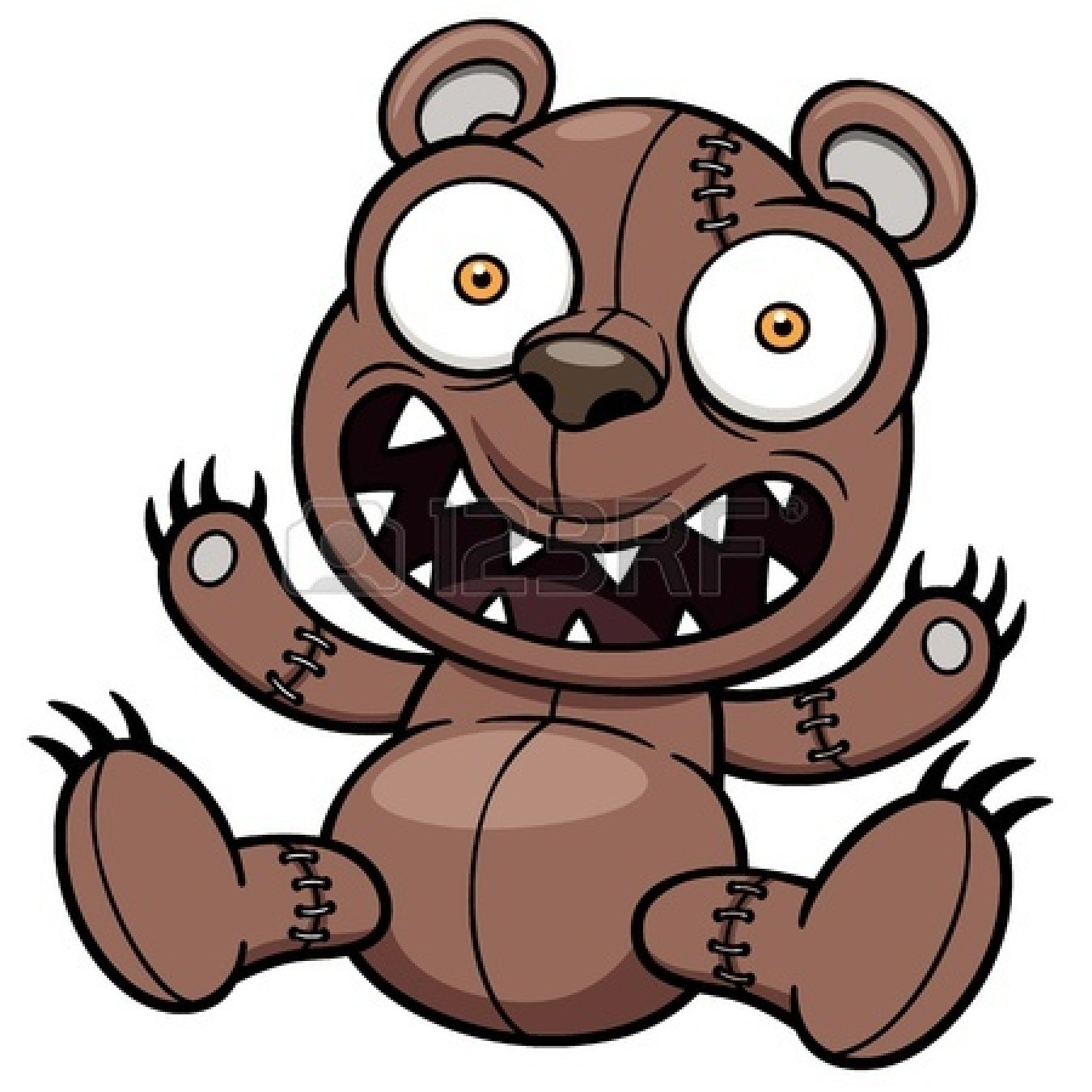 Scared bear clipart graphic transparent library Free Scared Bear Cliparts, Download Free Clip Art, Free Clip ... graphic transparent library