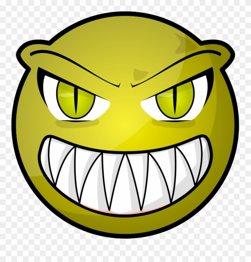 Scared clipart face vector Clipart, Scared Face Clipart Face Clip Art At Clker - Scary ... vector
