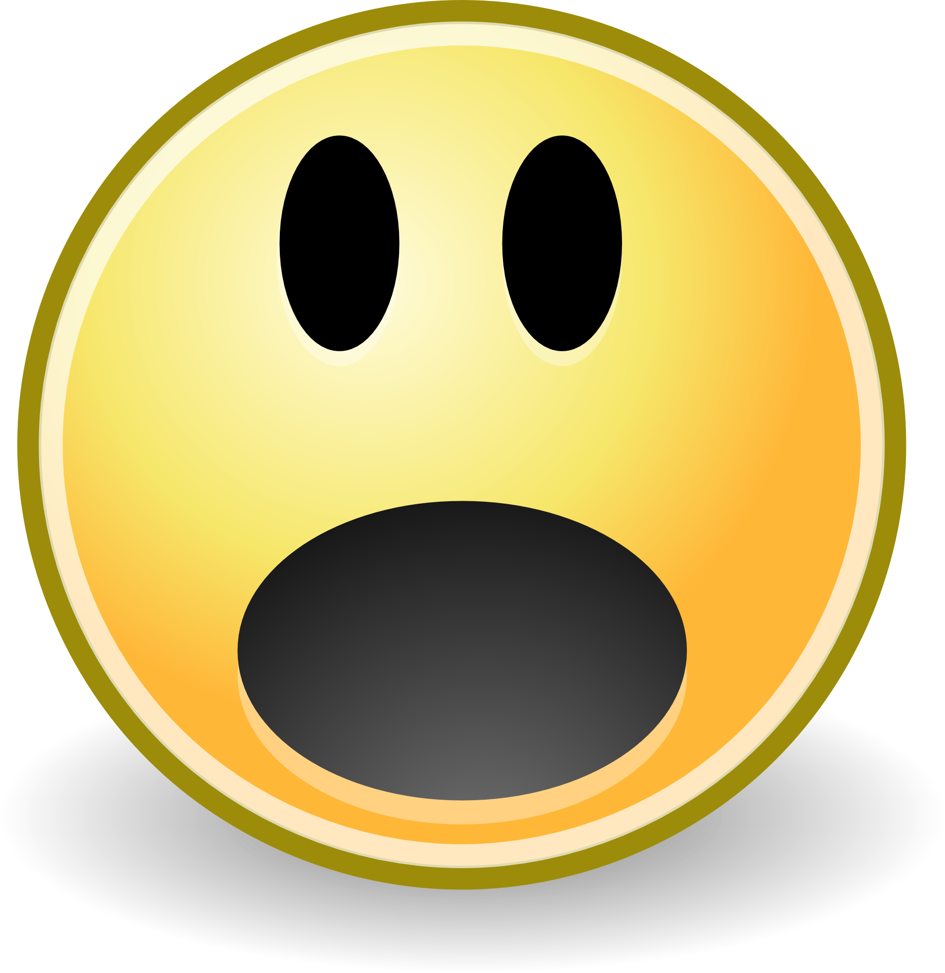 Scared clipart face vector free Clipart,emoji with scared face free image vector free