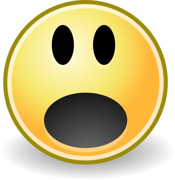 Scared smiley face clipart jpg Smiley face emotions on emoji faces clip art and scared face ... jpg