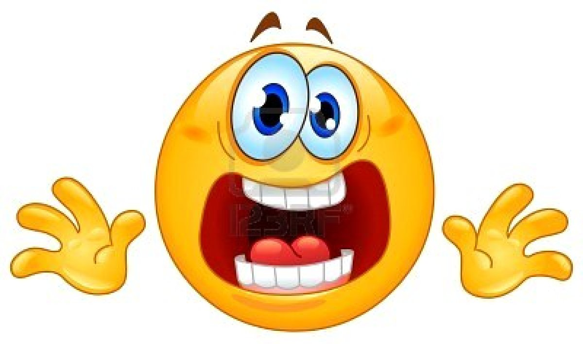 Scared smiley face clipart svg freeuse 10 Scared Smiley Emoticon Images - Scared Smiley-Face ... svg freeuse
