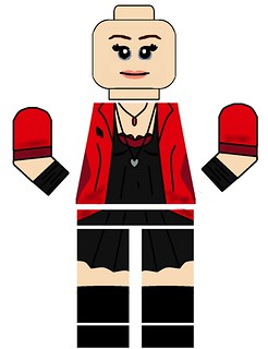 Scarlet witch decal clipart jpg stock lego scarlett witch decal | based on avengers 2 movie this d ... jpg stock