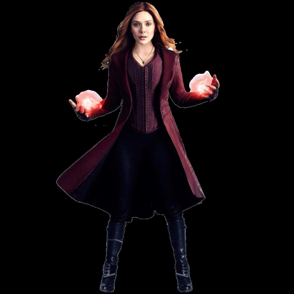 Scarlet witch decal clipart jpg free stock Scarlet Witch Wanda Maximoff - Sticker by Alyssa jpg free stock