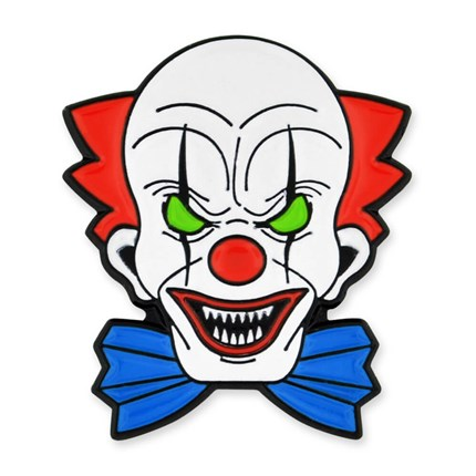 Scary clown clipart clip free library Scary Clown Pin clip free library