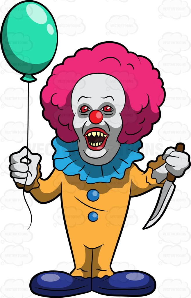 Scary clown clipart banner royalty free download Clown Image | Free download best Clown Image on ClipArtMag.com banner royalty free download