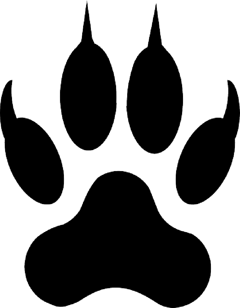 Scary dog clipart svg stock Scary Clipart claw - Free Clipart on Dumielauxepices.net svg stock