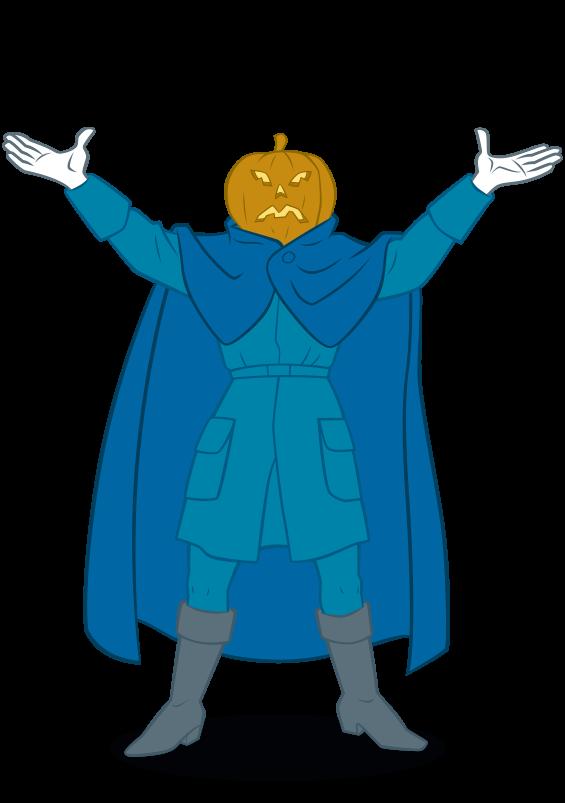 Scary pumpkin scooby doo clipart clipart freeuse Headless Horseman clipart freeuse