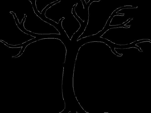 Scary tree clipart svg stock Spooky Tree Clipart 1 - 500 X 723 | carwad.net svg stock