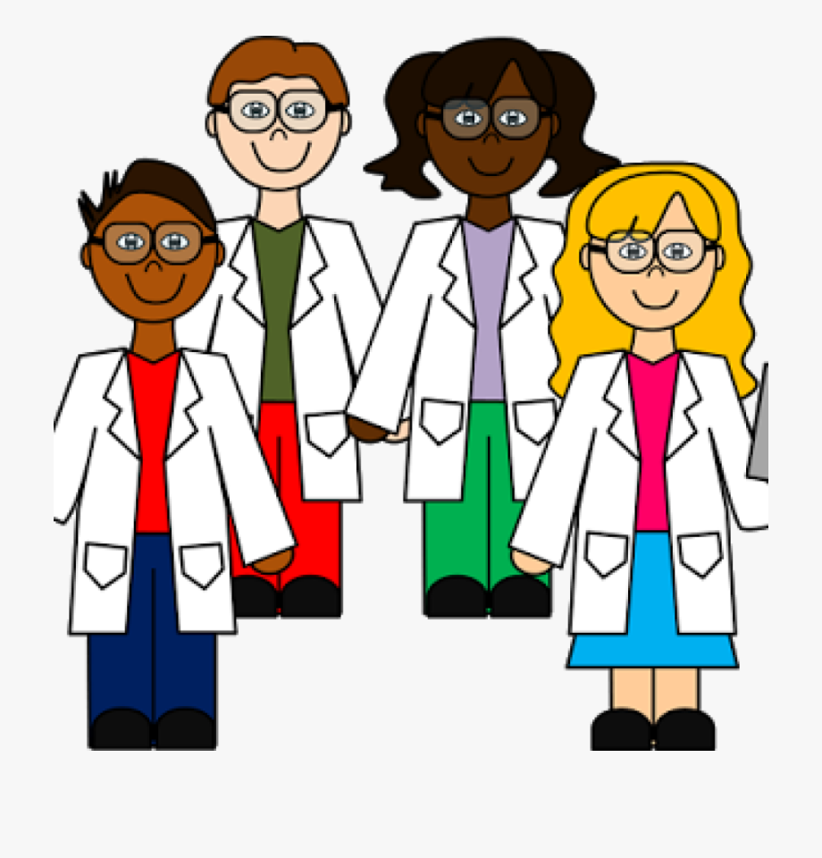 Scentists at work clipart png free library Clip Art Wave Hatenylo Com Set Schools Ⓒ - Group Of ... png free library