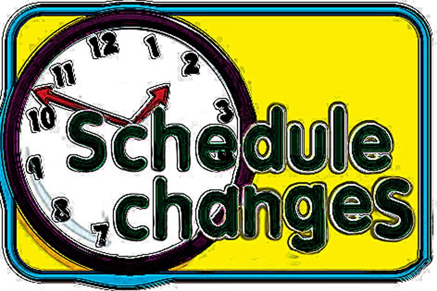 Schedule change clipart graphic library stock Schedule change clipart 3 » Clipart Station graphic library stock