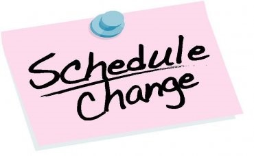 Schedule change clipart graphic freeuse stock Schedule change clipart 1 » Clipart Station graphic freeuse stock