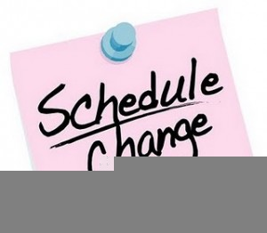 Schedule change clipart jpg free Schedule Change Clipart   Free Images at Clker.com - vector ... jpg free
