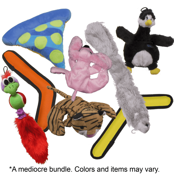 8-Pack: Dog Toys svg library