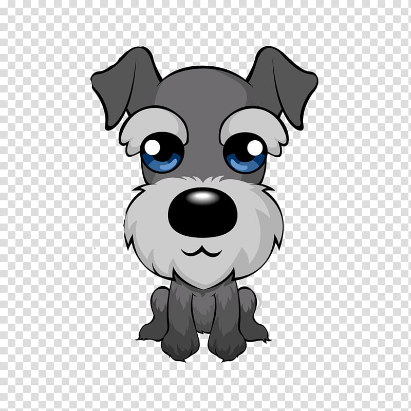 Schnauzer transparent background PNG cliparts free download ... picture free library