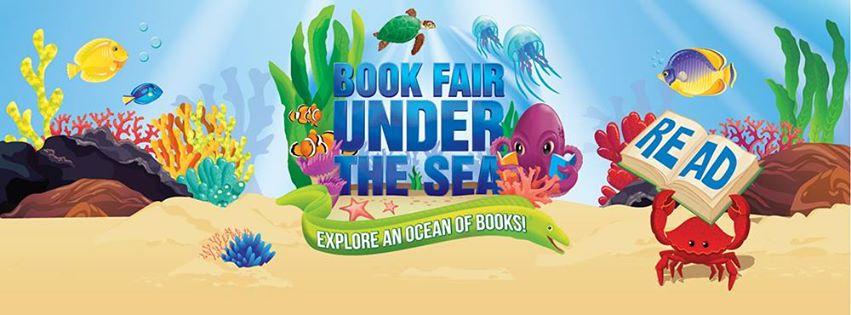 Scholastic book fair under the sea clipart clip art freeuse stock Under The Sea Scholastic Book Fair – Roesland Elementary PTA clip art freeuse stock