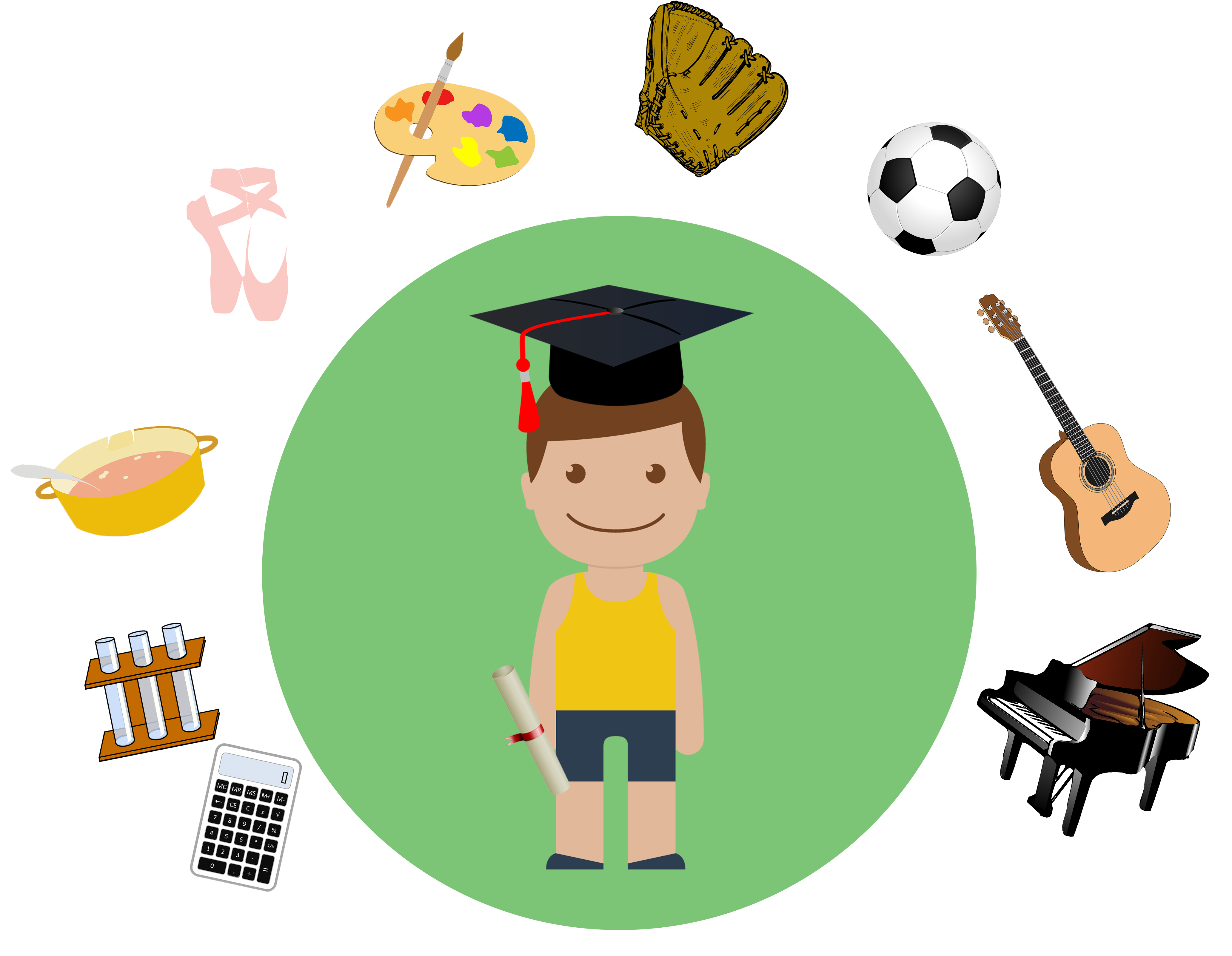 School activities clipart clip freeuse download 28+ Collection of Extra Curricular Activities Clipart | High quality ... clip freeuse download