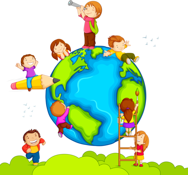 School activities clipart image library download personnages, illustration, individu, personne, gens | Клипарт ... image library download