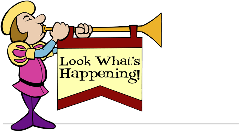 School announcements clipart banner library Classroom Announcements banner library