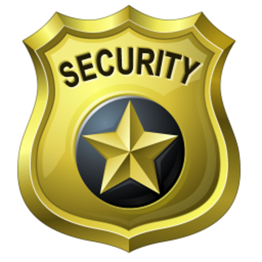 School security guard clipart image freeuse Better Safe Than Sorry: Increasing School Security – The Pioneer image freeuse