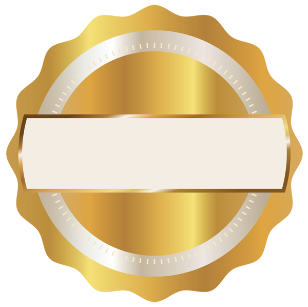 Gold Seal Badge PNG Clipart Image | Gallery Yopriceville - High ... picture freeuse library