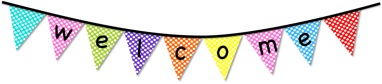 School banner clipart clipart free Welcome! | Mrs. Kraft's First Grade Class clipart free