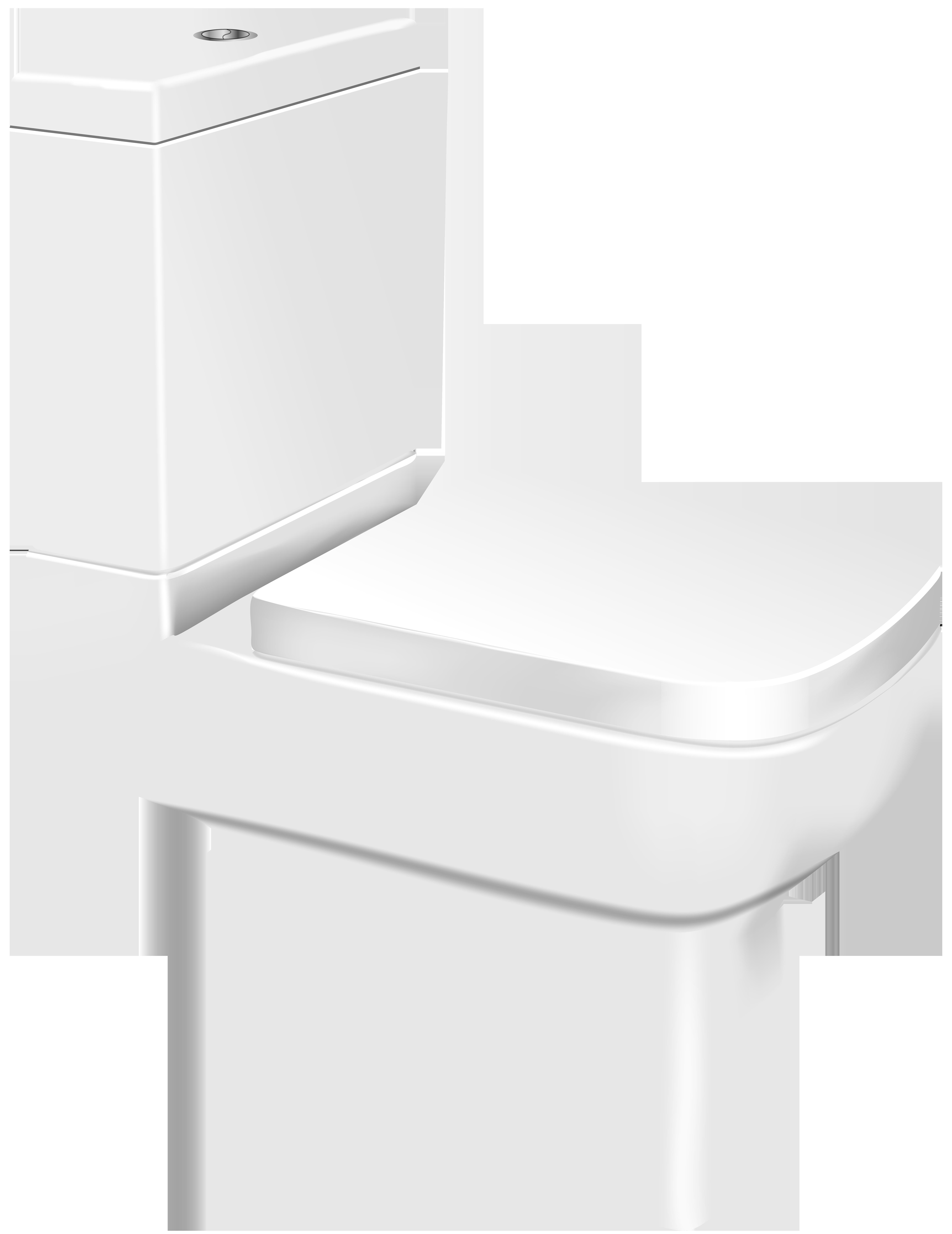 White Toilet PNG Clip Art - Best WEB Clipart graphic transparent