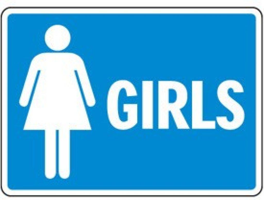 School bathroom girl clipart jpg royalty free Free Girls\' Bathroom Cliparts, Download Free Clip Art, Free ... jpg royalty free