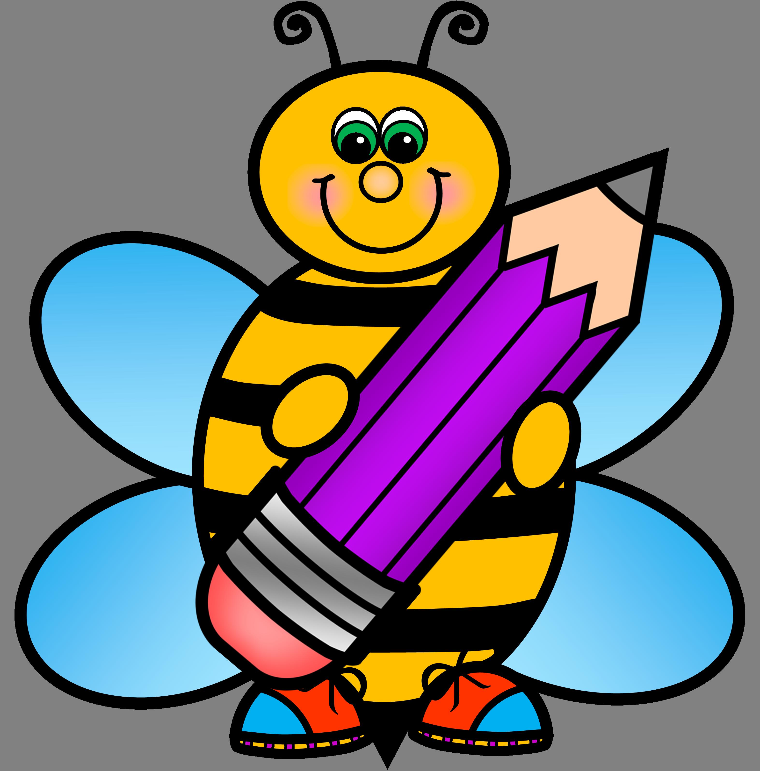 School bee clipart png free download ✿**✿*AL COLE*✿**✿* | интересно | Pinterest | Clip art png free download