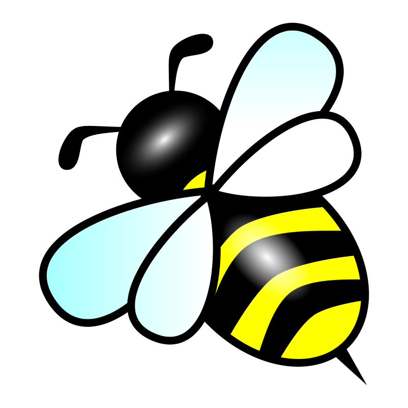 School bee clipart banner royalty free stock The Creighton Spelling Bee: January 25th - Creighton Middle School banner royalty free stock