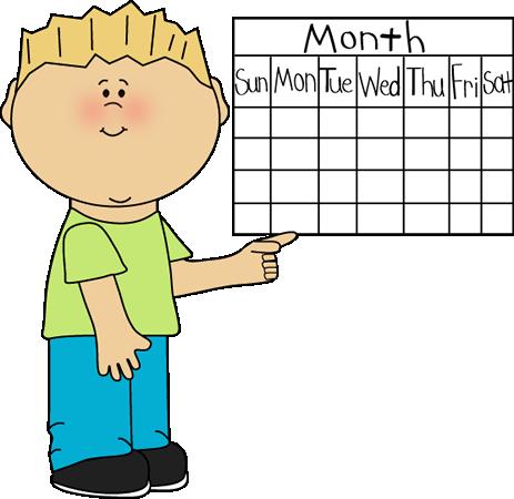 School begins clipart svg royalty free download Grafton Public Library - school-kid-classroom-calendar ... svg royalty free download