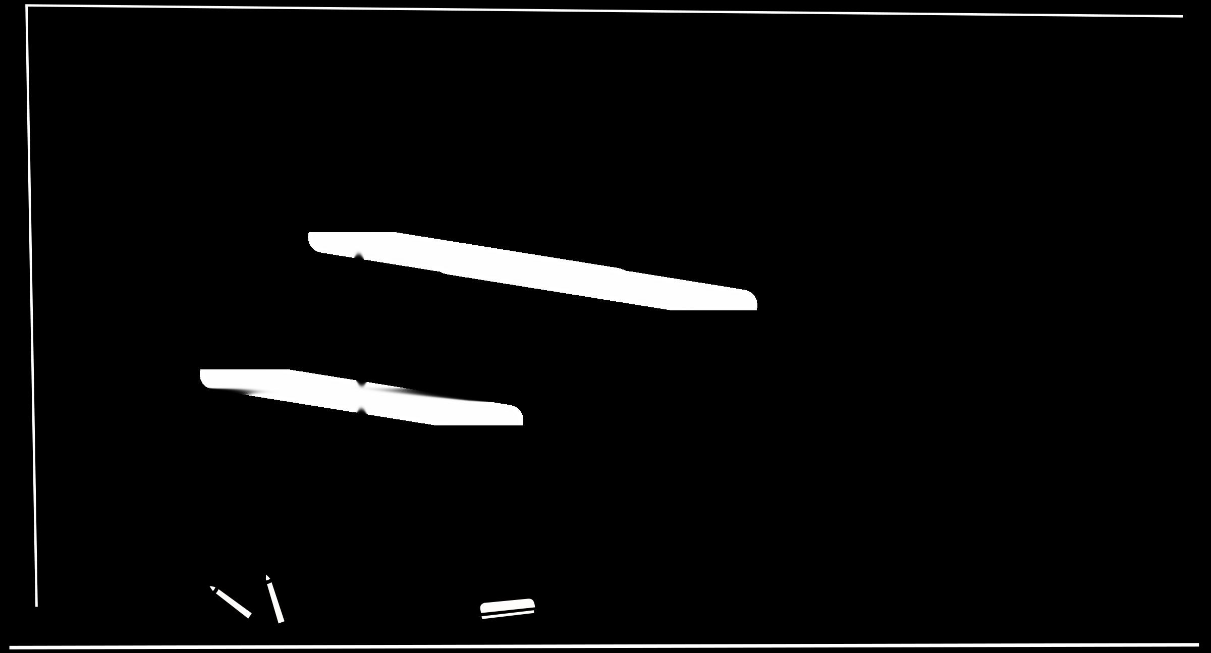 School blackboard clipart graphic Clipart - Blackboard graphic