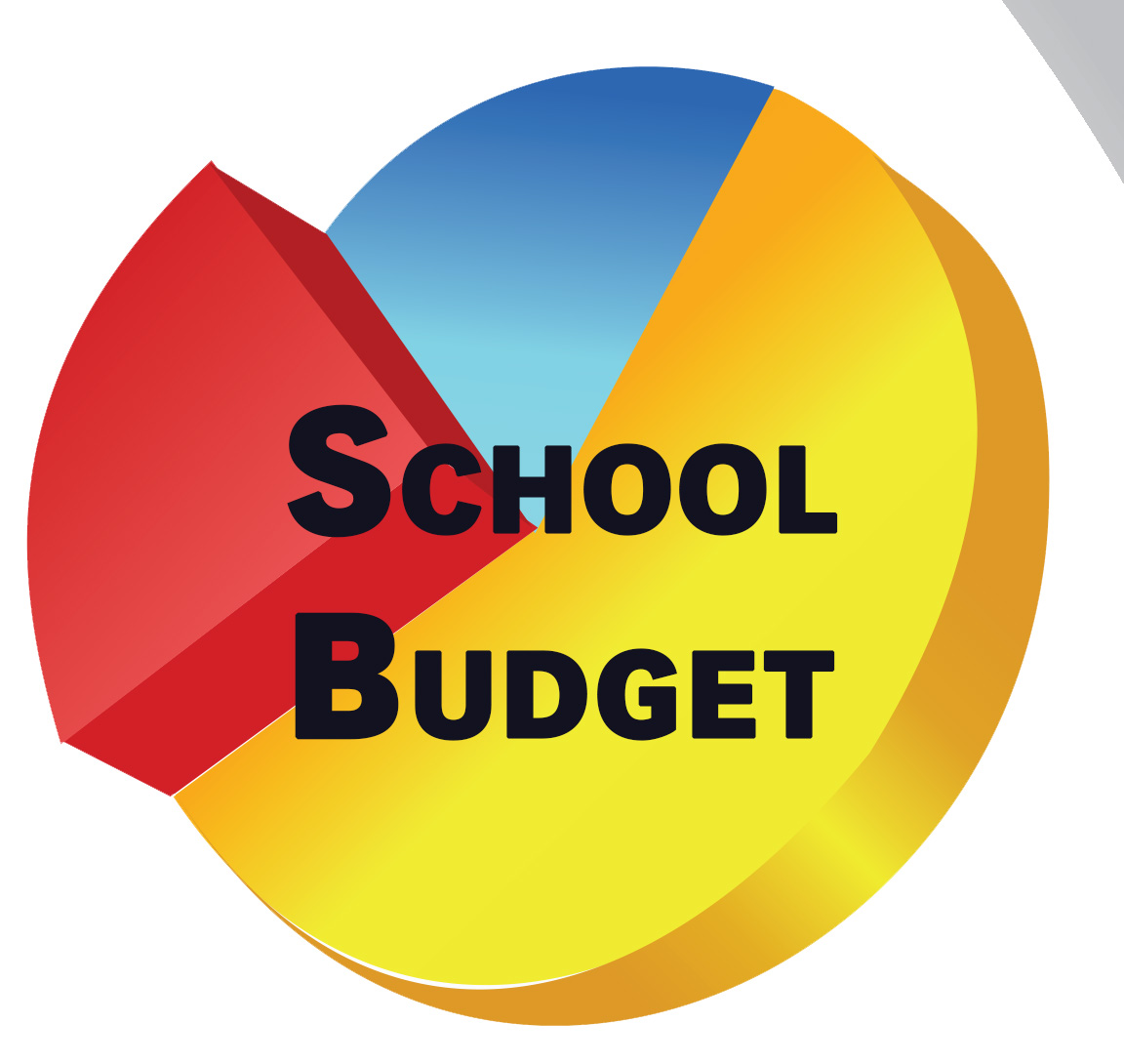 School budget clipart black and white Cape May City Elementary School black and white