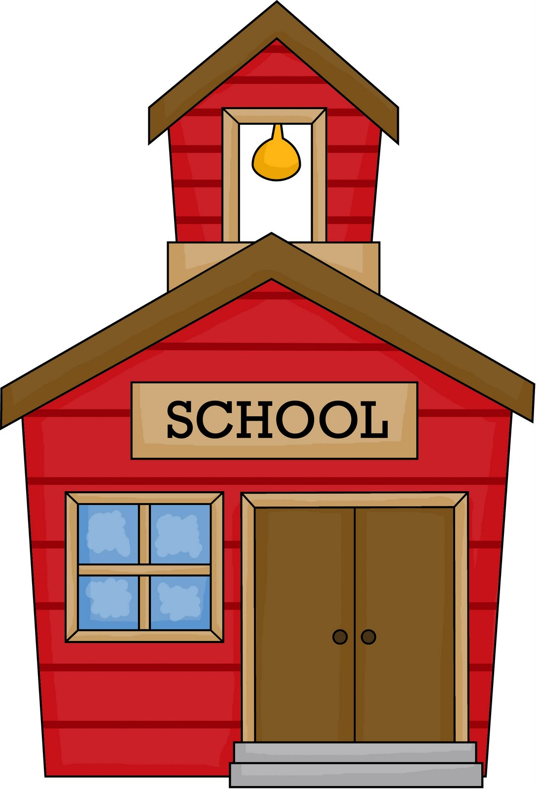 School building clipart png image freeuse stock School Building Clipart & School Building Clip Art Images ... image freeuse stock