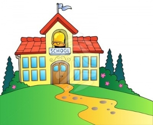 School building clipart png clip library School building clipart - ClipartFest clip library