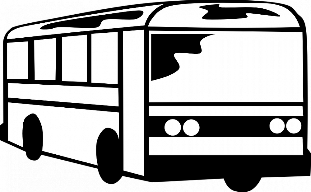 School bus black and white clipart picture stock Churton Park School Bus Changes - The Raroan 11 August 2017 picture stock