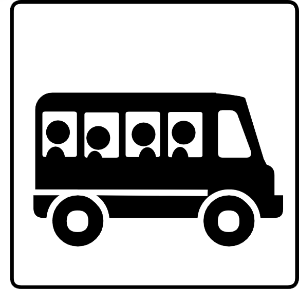 School bus clipart png png stock School Bus Clipart Icon | Web Icons PNG png stock