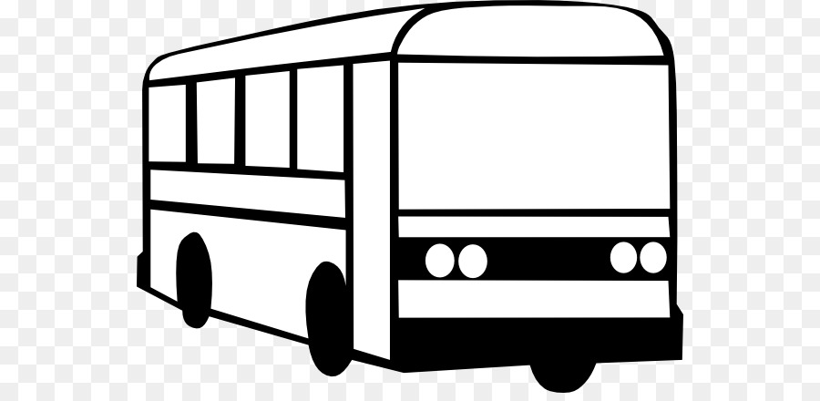School bus clipart red lips jpg freeuse library School Black And White png download - 600*431 - Free ... jpg freeuse library