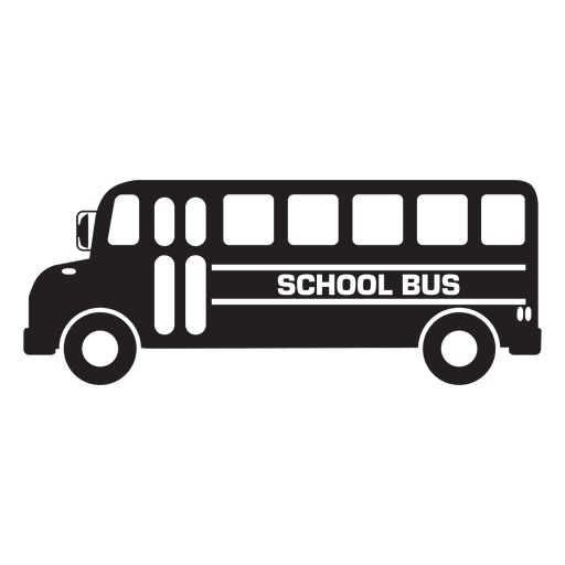School bus clipart black and white no background royalty free library School bus graphics clipart images gallery for free download ... royalty free library