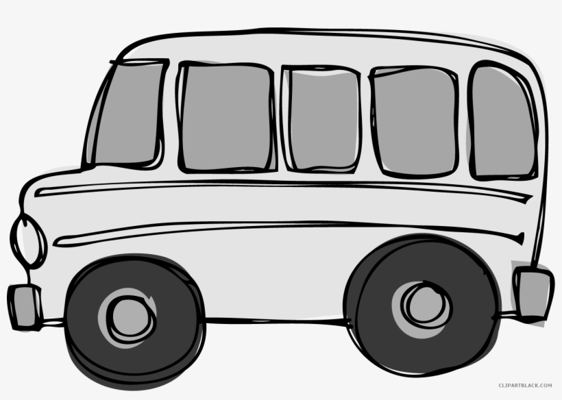 School bus clipart black and white no background clip black and white download School Bus Clipart - Transparent Background School Bus ... clip black and white download