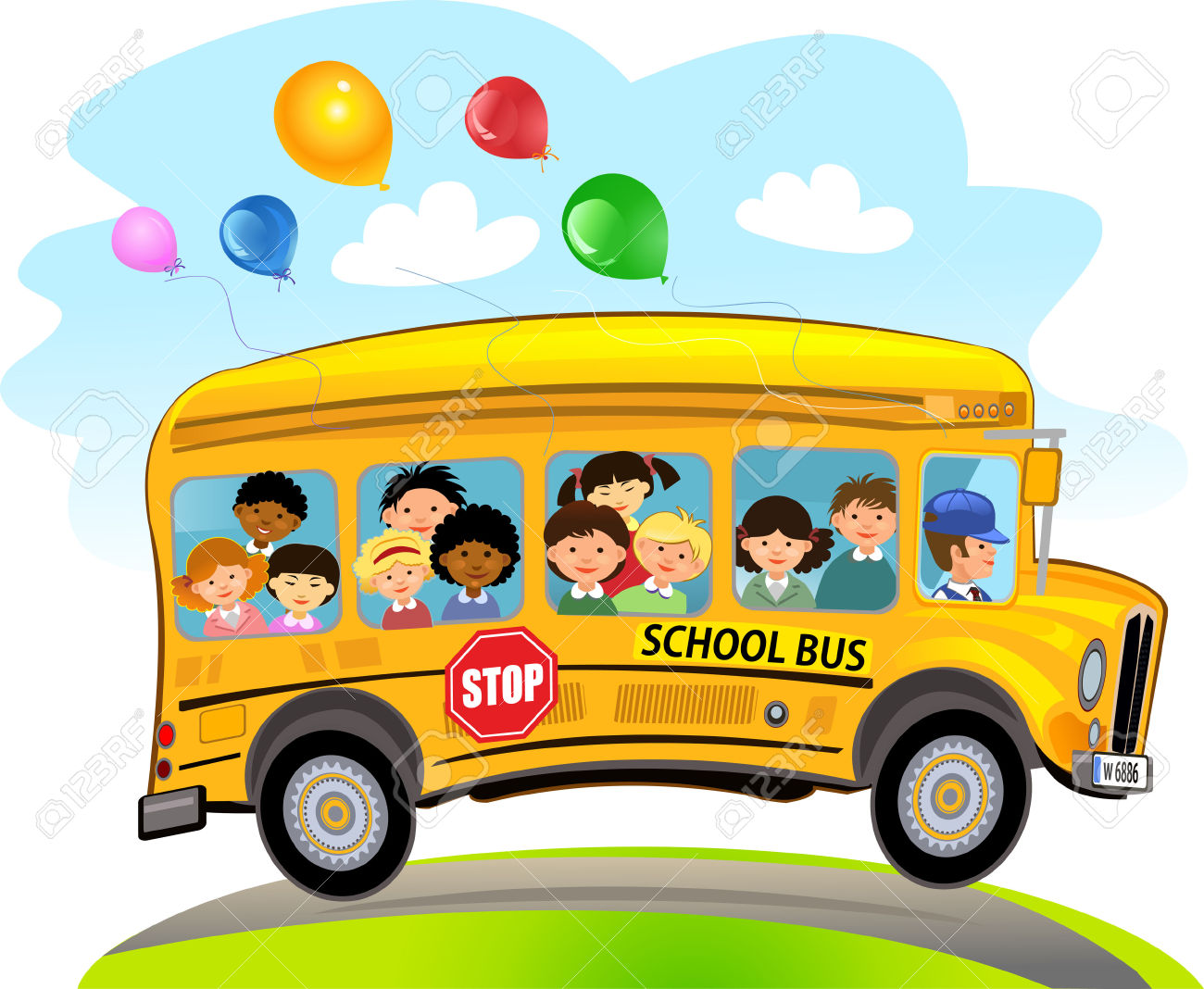 School bus clipart red lips clip art download Buses Clipart | Free download best Buses Clipart on ... clip art download