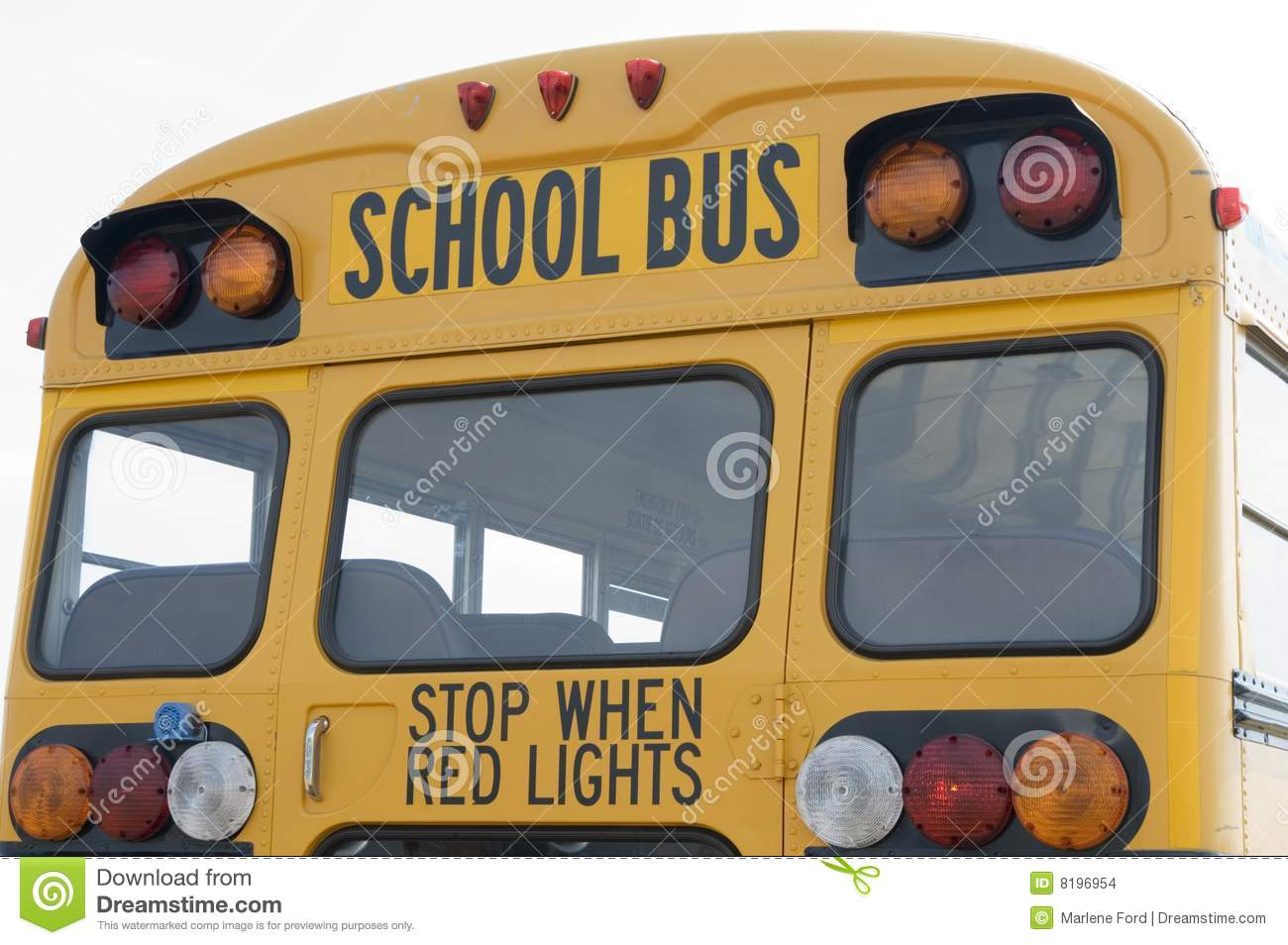 School bus flashing yellow light clipart freeuse download School Bus Front End Clipart - Clipart Kid freeuse download