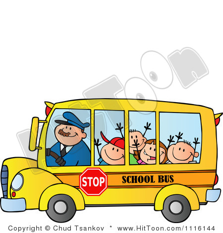 School bus superman clipart black and white download Free Clip Art School Bus | Clipart Panda - Free Clipart Images black and white download