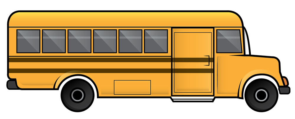 school bus clipart free #5