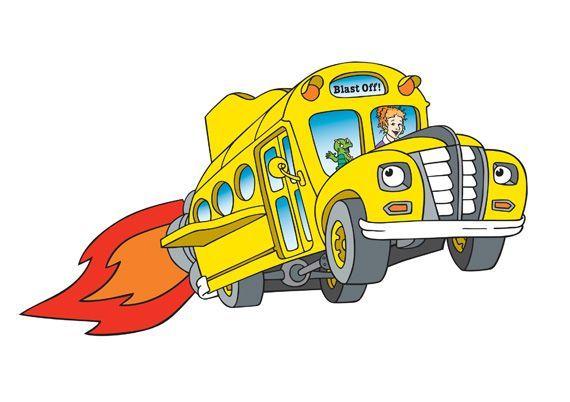 School bus superman clipart jpg transparent stock Superman VS The Magic School Bus | Comics Amino jpg transparent stock