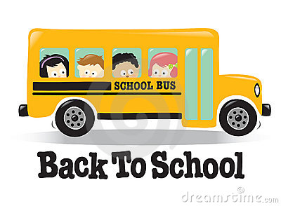 School bus superman clipart banner library library School Bus Clip Art For Kids | Clipart Panda - Free Clipart Images banner library library